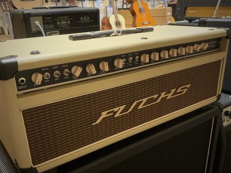 Fuchs Triple Drive Supreme. 49999:-