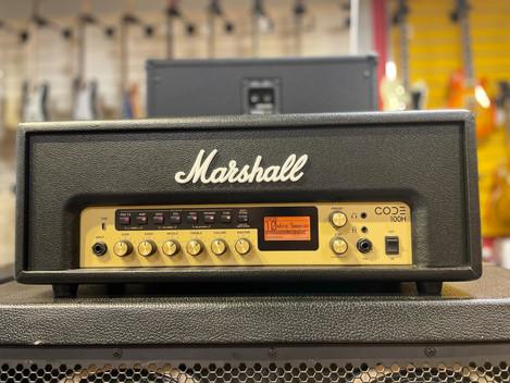 Marshall Code 100h. 2595:-