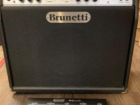 Brunetti MC2 Master Combo. SÅLD!
