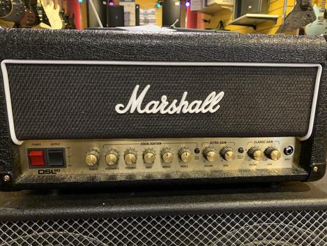 Marshall DSL20H. 2999:-