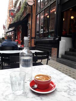 Maiden Lane Coffee