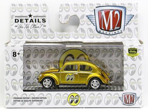M2 1953 VW Beetle Deluxe Model Mooneyes