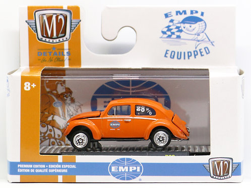 M2 1956 VW Beetle Deluxe U.S.A. Model EMPI