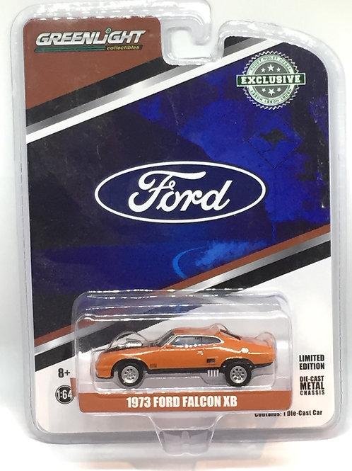 GL 1973 Ford Falcon XB - Burnt Orange