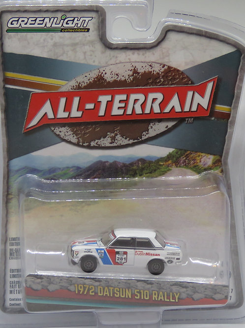 GL 1972 Datsun 510 Rally All Terrain series