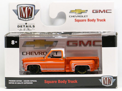 M2 1976 Chevrolet Scottsdale Chevy Sport Auto-Trucks