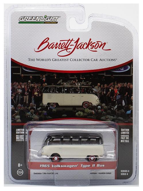 GL 1965 Volkswagen Type II Bus Barrett-Jackson
