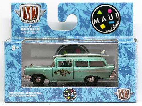 M2 1957 Chevrolet 150 Handyman Station Wagon Maui & Sons