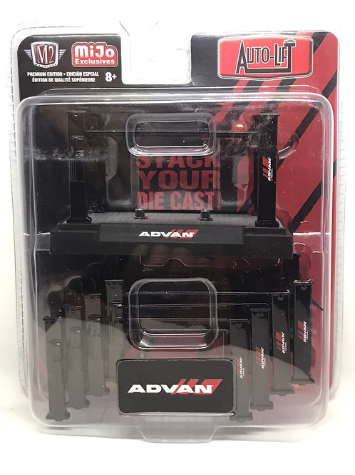 """M2 Auto Lift, 5 Stackable Lifts, """"Advan"""" limited edition"""