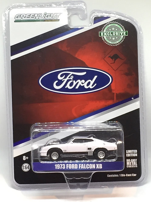 GL 1973 Ford Falcon XB - White