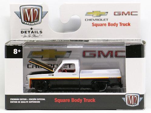 M2 1979 Chevrolet Scottsdale Chevy Sport Auto-Trucks