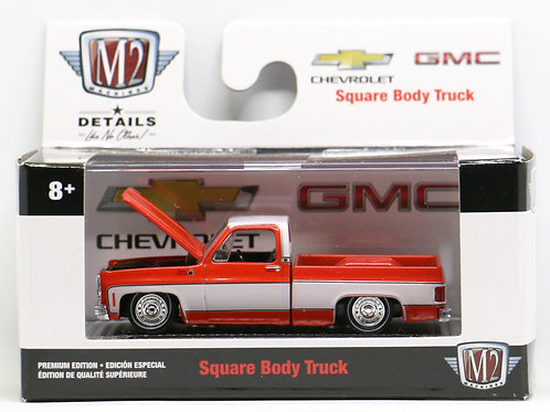 M2 1975 GMC Sierra Grande 15 Auto-Trucks