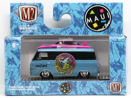 M2 1965 Ford Econoline Van Maui & Sons