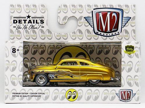 M2 1949 Mercury Custom Mooneyes