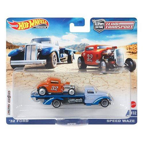 HW Team Transport #32 - 32 Ford / Speed Waze