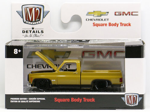 M2 1973 Chevrolet Cheyenne Super 10 - Custom SS Auto-Trucks