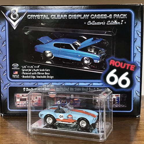 Display Cases - 6 pack