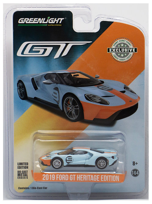 GL 2019 Ford GT Heritage Edition