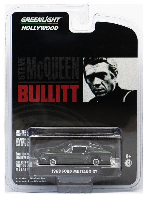 GL 1968 Ford Mustang Bullitt Movie