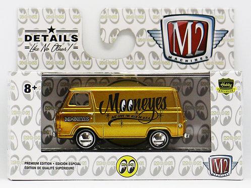 M2 1965 Ford Econoline Van Mooneyes