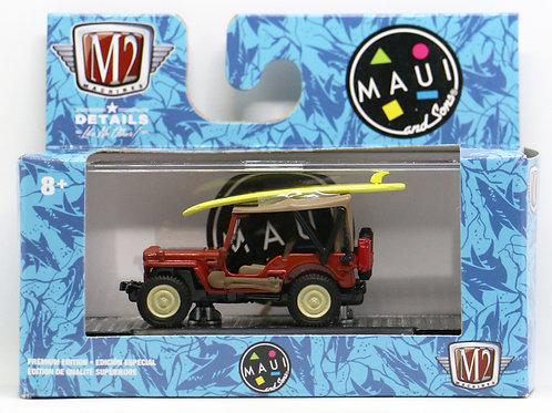 M2 1944 Jeep MB Maui & Sons
