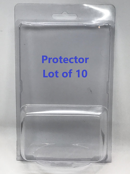 Protector - Lot of 10 for mainline Hot Wheels