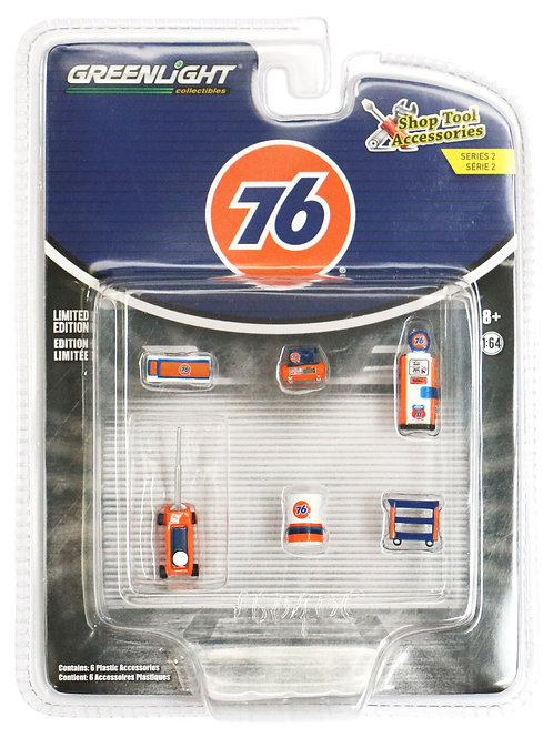 GL Union 76 Shop Tools Accessories Pack