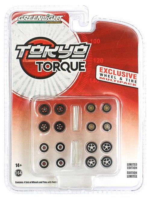 GL Tokyo Torque Wheel & Tire Multipack
