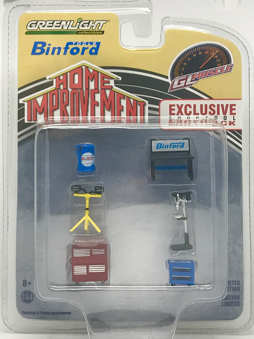 "Toolset, Binford ""Home Improvement"""