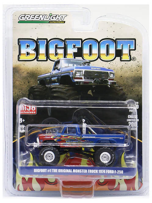 GL 1974 Ford F-250 Bigfoot #1 Monster Truck