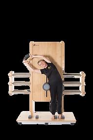 Fitnessstudio Niederprüm fitZone Pilz-Übung fle-xx Training Rückenstabilität