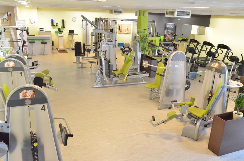 Trainingsfläche