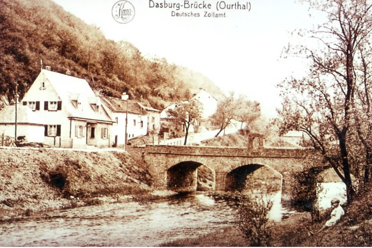 Geschichte Dasburg