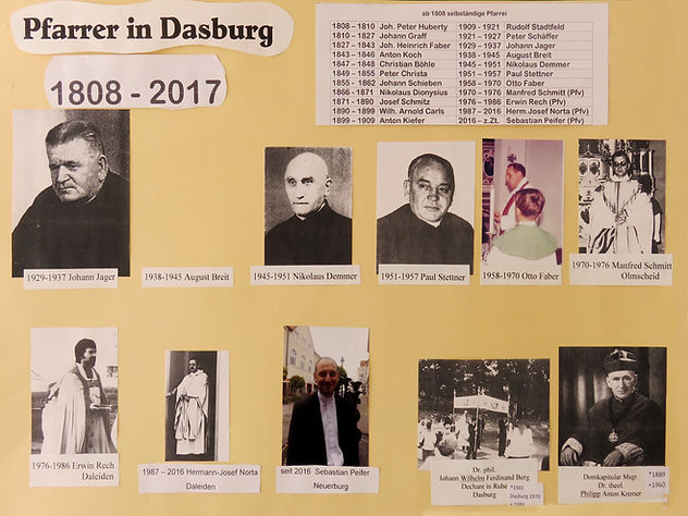Pfarrer Dasburg
