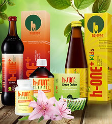 Fitnessstudio Niederprüm fitZone Ernährung Gesundheit hajoona-Produkte