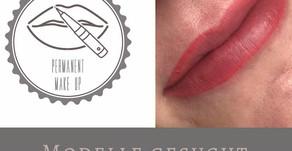 NEU: Die Powder-Lips-Technik ⚜️ Modelle gesucht