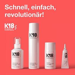 K18 Nachhaltig Schön Trier Friseursalon Natur