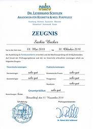 seidenzart_solingen_Zeugnis_Fachkosmetik