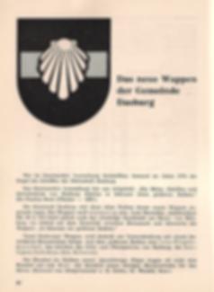 Dasburg Wappen Festschrift 1967