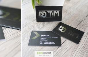 Logo + Visitenkarten