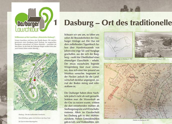 Audiotour Dasburg