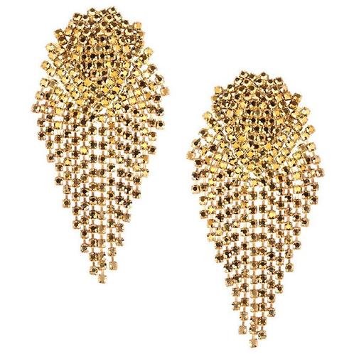 BIG GOLD GLAM Earrings
