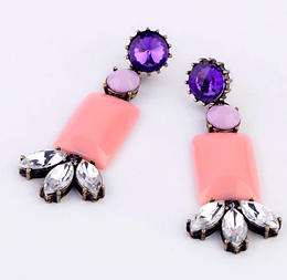 BFF Earring - Pink