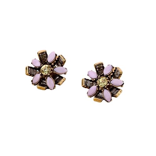 Violets Earring