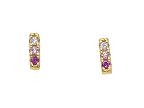 Micro Mini Earrings