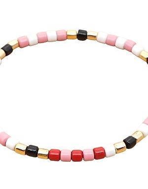 Neapolitan Stretch Bracelet