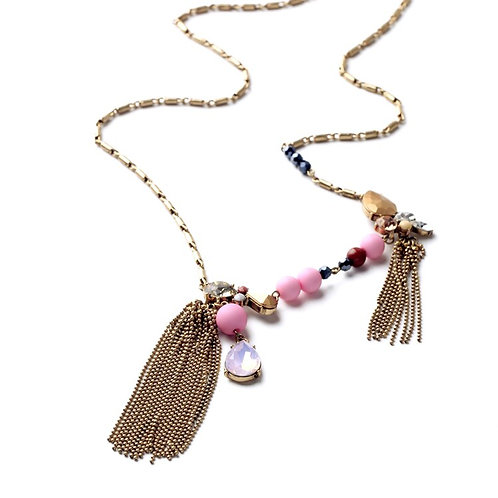 The Perfect Tassel Necklace