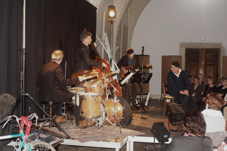 En jazzant Ronsard Chaissac 2