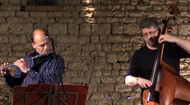Duo flûtes contrebasse
