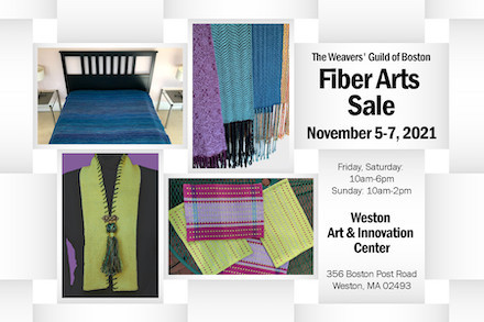 Announcing the Annual Sale: Nov 5 - 7, 2021
